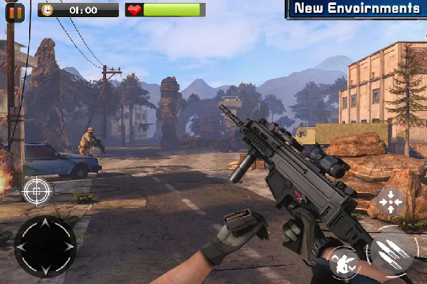 Game Perang Android