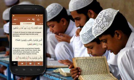 Aplikasi Al Quran dan Terjemahan