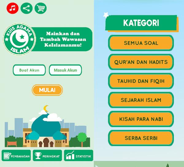 game islami