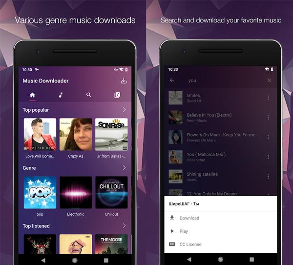 Aplikasi Download Musik