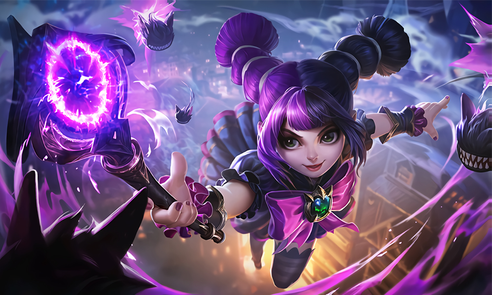 Build Lylia Mobile Legends