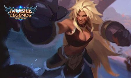 Build Masha Mobile Legends