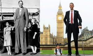 Orang Paling Tinggi di Dunia