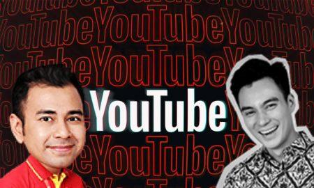artis yang jadi YouTuber