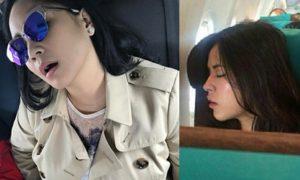 cara menghilangkan kebiasaan tidur mangap
