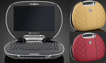 Laptop dengan Tampilan yang Unik!
