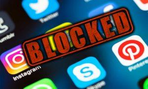 Aplikasi yang Paling Banyak Diblokir di Berbagai Negara