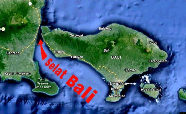 Laut Paling Seram di Indonesia