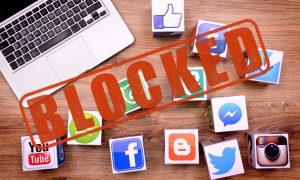 Negara yang Melarang Menggunakan Media Sosial
