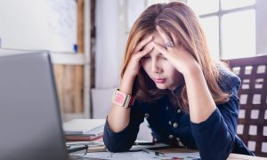 Tanda Tubuh Mengalami Stress Berat