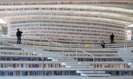Perpustakaan Paling Unik di Dunia