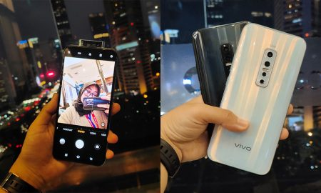 Review HP Vivo V17 Pro