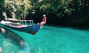Danau Paling Indah di Dunia