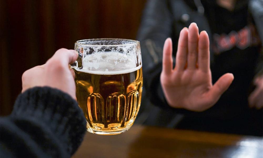 Manfaat Jika Berhenti Minum Alkohol