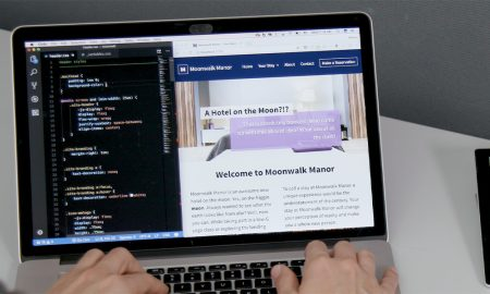 Situs untuk Belajar Web Design