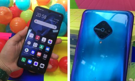 Smartphone Vivo S1 Pro