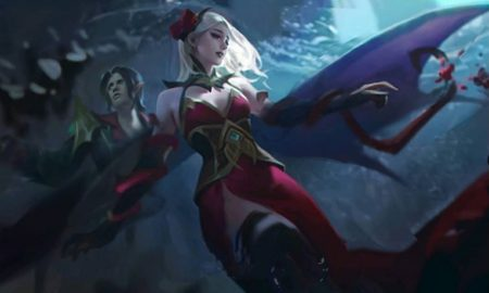 Carmilla Mobile Legends