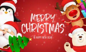 Kumpulan Ucapan Selamat Natal dan Tahun Baru