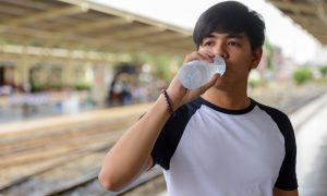 Waktu yang Tepat untuk Minum Air Putih