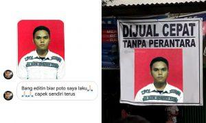 Editan Kocak dari Netizen