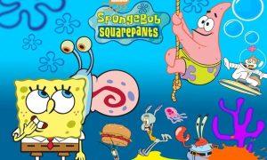 Kata Menarik dari Serial Kartun SpongeBob Squarepants