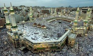 Masjid Paling Megah dan Besar di Dunia
