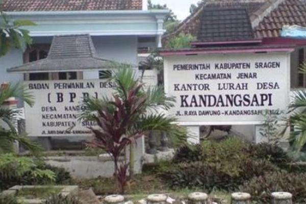 Nama Desa di Indonesia yang Paling Unik