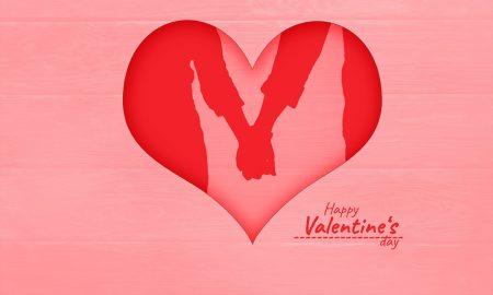 Simbol Romantis dari Valentine