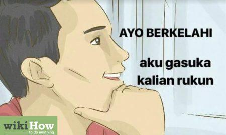 Meme Wikihow Paling Receh