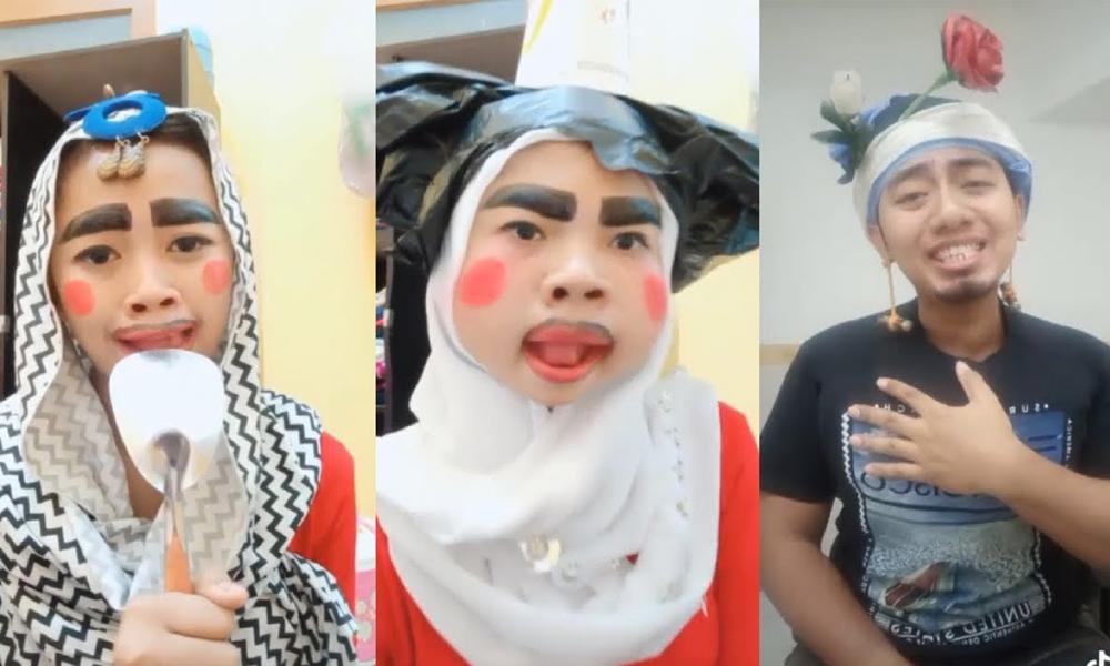 Bikin Ngakak Ini Dia Kumpulan Video Tiktok Lucu Yang Lagi Viral