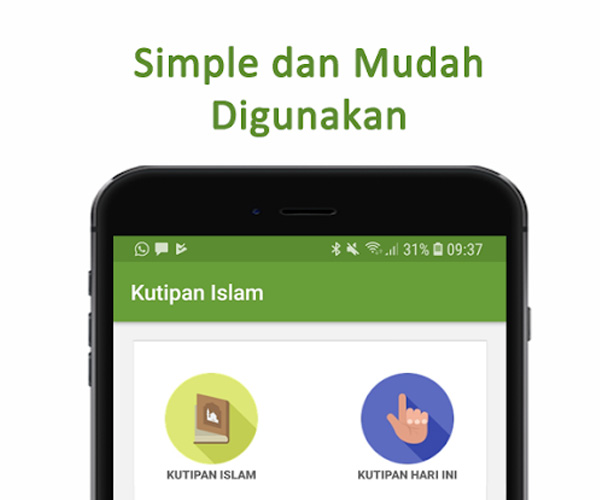 5 Aplikasi Hadis Islam Terbaik di Android