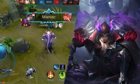 Build Yu Zhong Mobile Legends