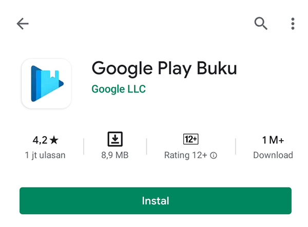 Cara Download Buku Berbayar Jadi Gratis Di Play Store Guru Galeri