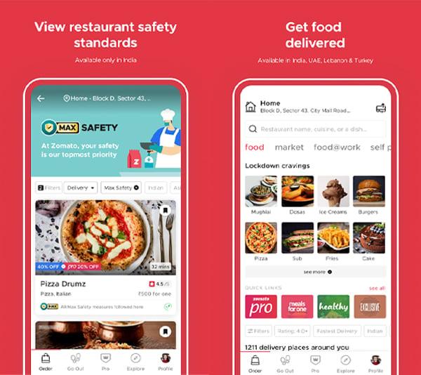 Aplikasi Reviewer Kuliner Terbaik