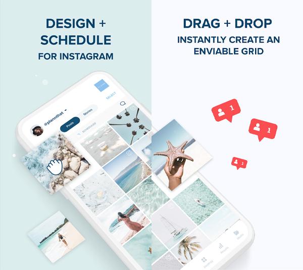 Aplikasi Instagram Planner