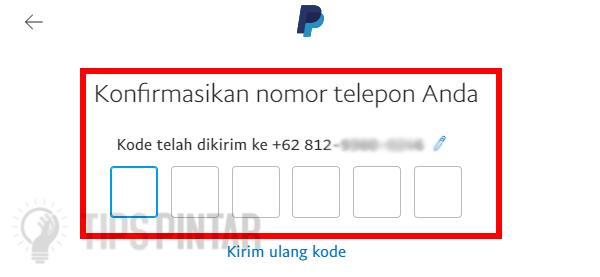 Cara Daftar Akun PayPal Tanpa Kartu Kredit