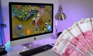 Cara Mendapatkan Uang Cuma dari Main Game