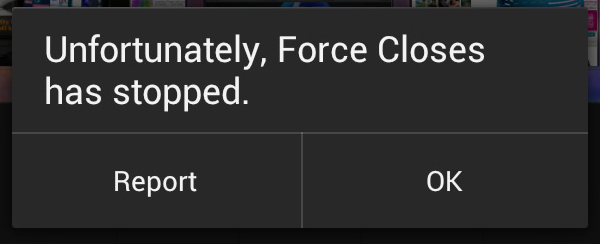 Cara Mengatasi Aplikasi yang Force Close di Android