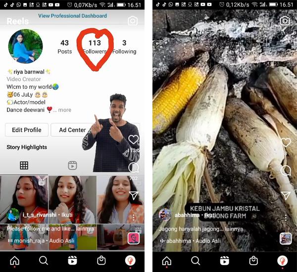 Tips Supaya Konten Reels Instagram Viral